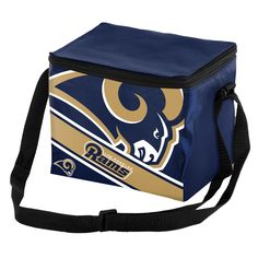 Forever Collectibles Los Angeles Rams Cooler