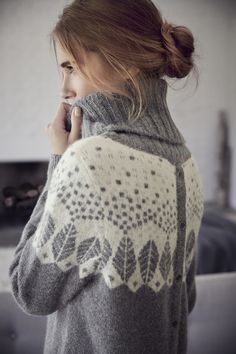 Chunky knits and Christmas jumpers are a WInter wardrobe staple. #ChristmasWishes