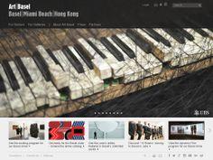 The website 'https://www.artbasel.com' courtesy of @Pinstamatic (http://pinstamatic.com)