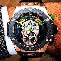 Hublot FIFA 2014 retrograde chronograph