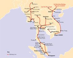 .: Mekong railway project to come another step closer to realisation
