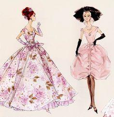 (••)                                                                                                                           Barbie Illustration by Robert Best
