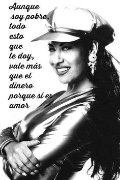 Recordando A Selena Con Sus Frases Mas Inolvidables Esta Es De Su Hit Amor