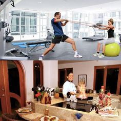 From Professional #PersonalTrainers to Experienced #Chefs with #TheMarucGroup no matter where you stay you will be only serviced by the best people in the indusrty.