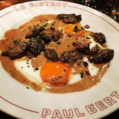 Bistrot Paul Bert – Paris by Mouth
