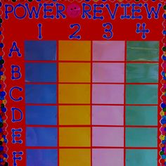 """Power Review for whole brain teaching...write a question on each index card in dry erase marker.  You can post 24 topics and use it for transition review or when there are a few minutes of time between activities.  Call out coordinates and then have them """"teach"""" and """"switch"""" with their partner about the topic found at the corresponding coordinates. Whole Brain Teaching, Index Cards, Dry Erase Markers, School Stuff, Middle School, Activities, Writing, Learning, Teaching High Schools"""
