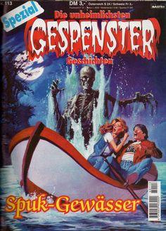 Gespenster Geschichten Spezial #113 - Spuk-Gewasser
