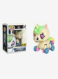 Funko Five Nights At Freddy's: The Twisted Ones Pop! Books Stanley Vinyl Figure Hot Topic Exclusive | Hot Topic