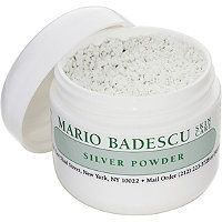 Mario Badescu - Silver Powder  This treatment has helped dispel stubborn blackheads that have been hiding for years. Using Mario Badescu products daily has made it easier to clear pores with little effort.