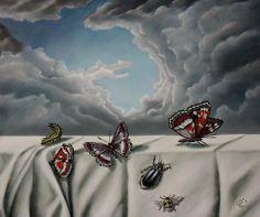 Paintings by Uko Post