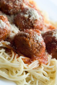 Mouthwatering meatball recipes
