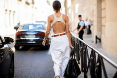 The Couture Week Street Style Look Everyone is Talking About