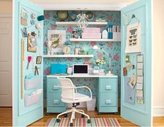 do this in guest room/craft room...