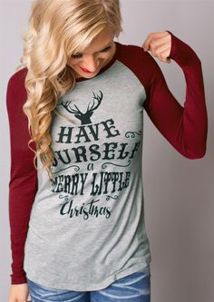 Cute shirts but don't know if I'd wear shirts with saying on them - need to revisit site