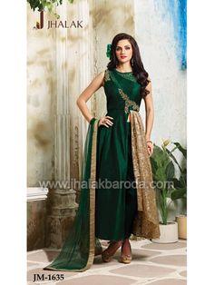 Designer Anarkali Dress- JM-1635