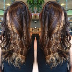 """""""Face framing balayage highlights. ☀️"""" Photo taken by @sweetmelissagrace on Instagram, pinned via the InstaPin iOS App! http://www.instapinapp.com (05/19/2015)"""