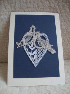 Crochet Coaster Pattern, Lace Art, Bobbin Lace Patterns, Wedding Invitations, Wedding Day, Brooch, Handmade, Hearts, Jewelry
