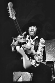 Jimi Hendrix Experience Poster Fillmore Auditorium (San Francisco ...