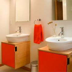 6 Enterprising Tips AND Tricks: Guest Bathroom Remodel Blue bathroom remodel double sink small spaces.Old Bathroom Remodel Framed Mirrors full bathroom remodel framed mirrors. Bathroom Remodel Pictures, Guest Bathroom Remodel, Bathtub Remodel, Shower Remodel, Bathroom Renovations, Small Bathroom With Shower, Modern Bathroom, Bathroom Mirrors, Wall Mirrors