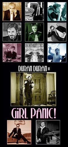 Duran  Duran -Girl Panic