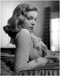 Lauren Bacall 1945 Betty Jane Perske Sunset Boulevard/Corbis