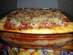 Aprenda a fazer Receita de Lasanha de Batata, Saiba como fazer a Receita de Lasanha de Batata, Show de Receitas
