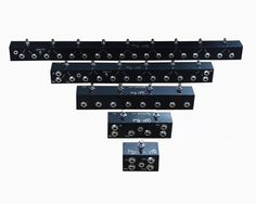 Pedalboards.com Eight Channel True Bypass Switcher Guitar Effects Pedals, Pedalboard, Channel, Music, Diy, Do It Yourself, Bricolage, Muziek, Handyman Projects