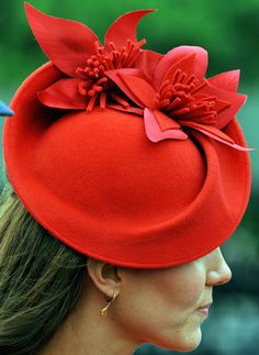 Kate Middleton Decorative Hat - Dress Hats Lookbook - StyleBistro