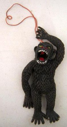 Vintage 1960s BIG APE GORILLA King Kong JIGGLER | eBay