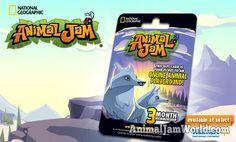 Animal Jam Arctic Wolf Codes arctic-wolf-card  #AnimalJam #Animals #ArcticFox http://www.animaljamworld.com/animal-jam-arctic-wolf-codes/