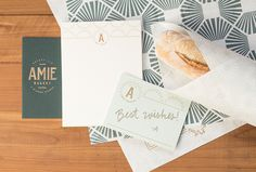 Picture of 4 designed by Peck & Company for the project Amie Bakery. Published on the Visual Journal in date 5 February 2016