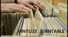 Vinylize Turntable Product Video