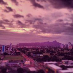 View of Leahi (Diamond Head) on #Oahu. #gohawaii #MyHometownPins