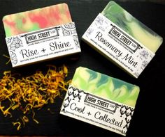 Start Your Morning Right With These Specialty Soaps