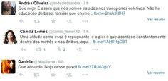 Caso de abuso sexual no Metrô de São Paulo ganha repercussão nas redes sociais - Brasil - BOL Notícias