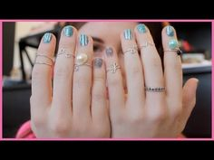 4 DIY Knuckle Rings