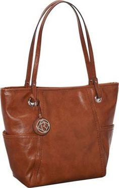 Relic Heather Medium Tote Cognac - via eBags.com!