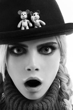 Clockwork Orange Cara