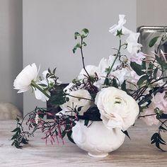 a picture perfect floral arrangement