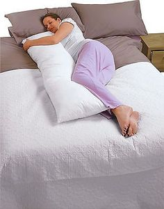 body pillow total maternity pregnacy comfort snoogle back relax white leachco leachco get it on ebay pinterest pillows and bodies