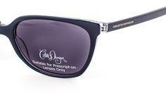 Collette Dinnigan glasses - C.DINNIGAN SUN RX 07