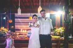 Um casamento feito pela Camila para o seu primo Lucas e sua noiva Nathália. Um exemplo de amor e carinho e de como tudo pode dar certo, mesmo de longe.