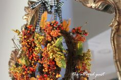the altered past: Fall Decor for the Home
