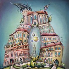 Surrealizmus a fantasy