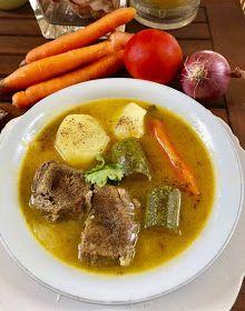ΜΑΓΕΙΡΙΚΗ ΚΑΙ ΣΥΝΤΑΓΕΣ 2: Ζωμός με μοσχάρι και λαχανικά !!!! Cookbook Recipes, Soup Recipes, Snack Recipes, Cooking Recipes, Healthy Recipes, Healthy Meals, Snacks, Greek Cooking, Tasty
