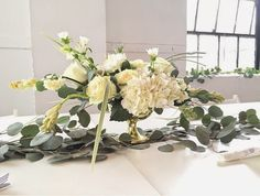 HTX Studio, White Buffalo Project #1 Conference.  Flowers by Maxit Flower Design - Google+