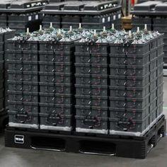Uma Bateria para Sustentar a Energia Renovável Chega ao Mercado - MIT Technology Review