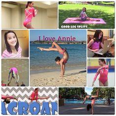 I love Annie from bratayley