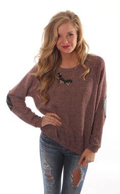 Riffraff | cozy disposition sweater