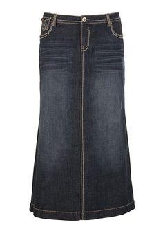 Paxton Jean Skirts